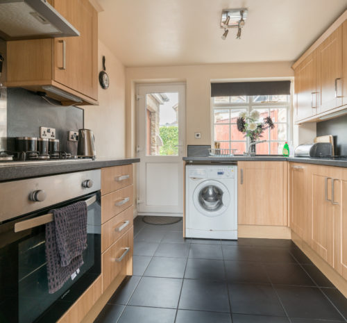 Coach House Sleights - Well equipped kitchen