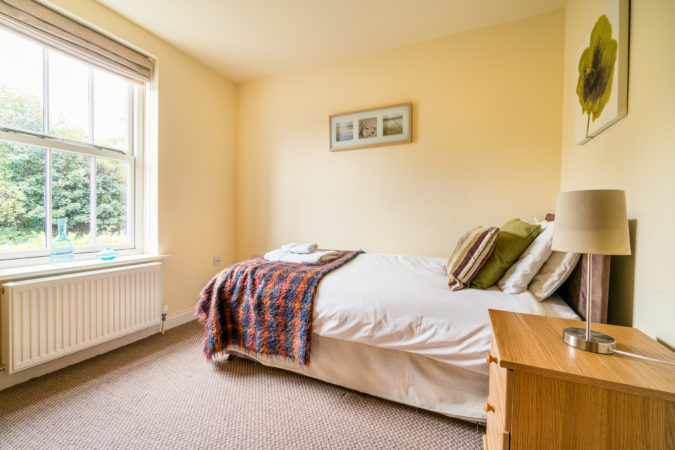 The Landings, Whitby. Single bedroom