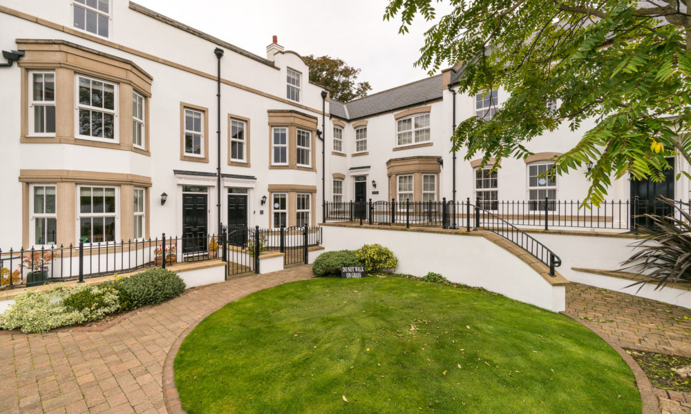 The Landings, Whitby. Stylish townhouses