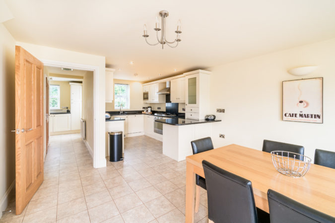 The Landings, Whitby. Large, spacious kitchen