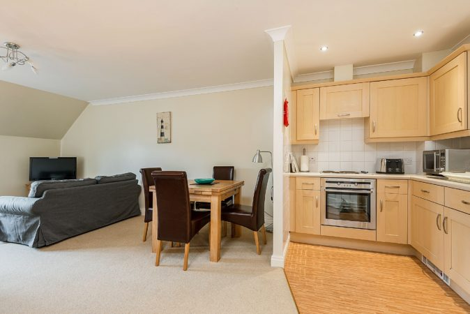 Holiday apartment Whitby, Whitby pet friendly holiday flat with parking, Self catering with pets Whitby.