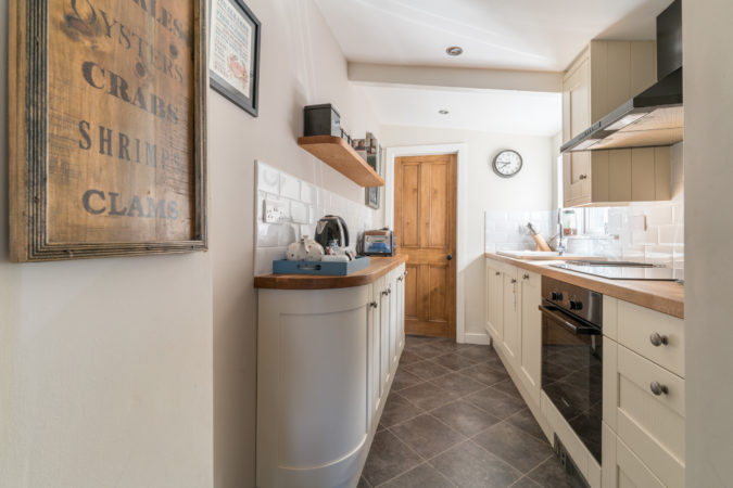Tipple Cottage Whitby - Gallery kitchen