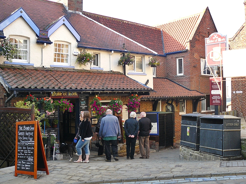 The Duke of York, Whitby