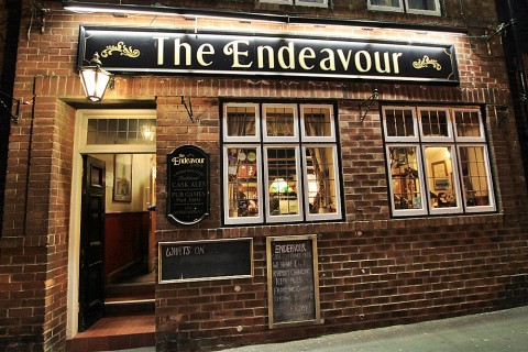 The Endeavour, Whitby
