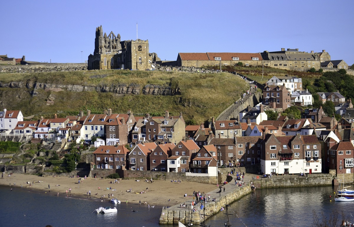Tate Hill Beach, Whitby, dog friendly beaches in Whitby, dog friendly holiday cottages in Whitby