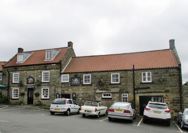 Dog-friendly pub in Sleights Whitby