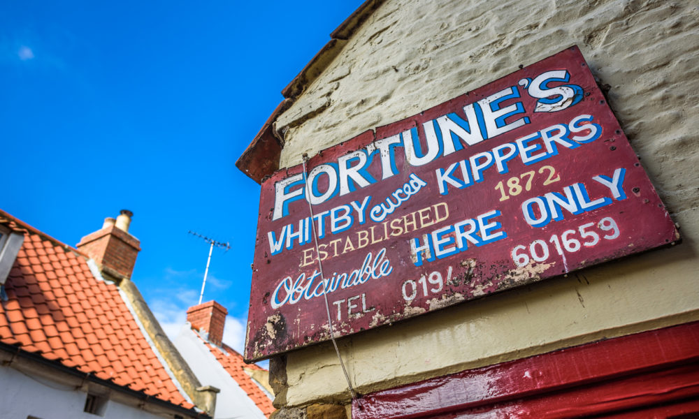 Fortune's Smokehouse and Kippers, Whitby