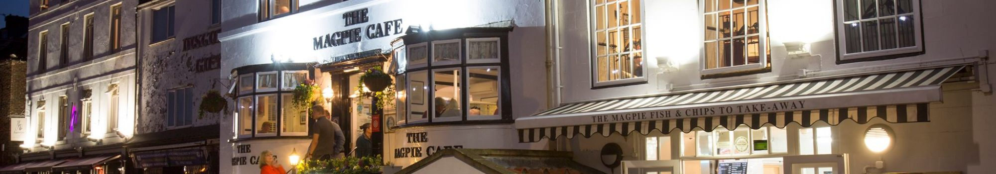 Magpie Cafe, Whitby. Fish and chips
