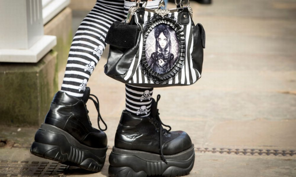 Whitby Goth Weekend 2018