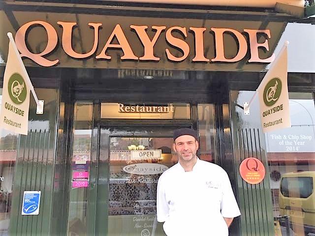 Quayside Restaurant, Whitby