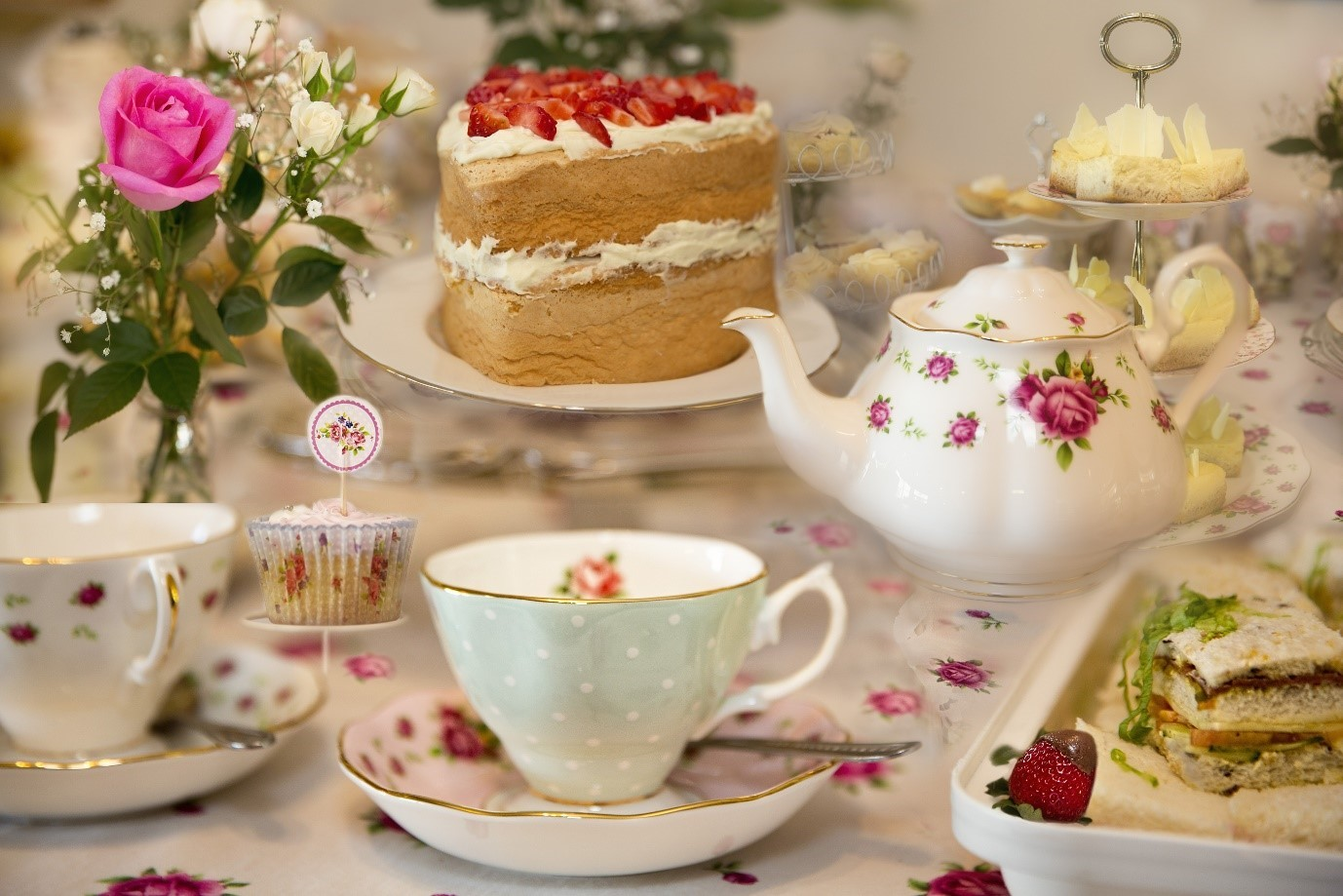 Dog-friendly afternoon tea places in Whitby